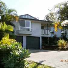Rental info for Fantastic family home in the Sunshine Coast area
