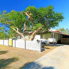 Rental info for Spacious Home with room to move in the Rockhampton area