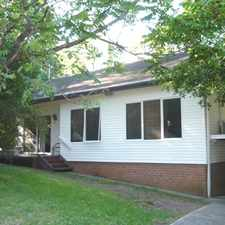 Rental info for Lovely 3 bedroom family home with granny flat