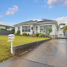 Rental info for BEAUTIFULLY PRESENTED 3 BEDROOM HOME in the Wollongong area