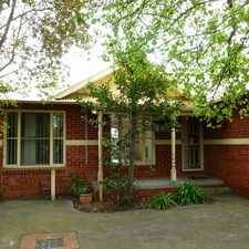 Rental info for Move to Oakleigh!