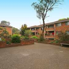 Rental info for Elevated first floor 1 bedroom unit in the Sydney area