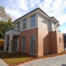 Rental info for Modern large unit close to Knox City Shopping centre & Eastlink. in the Melbourne area