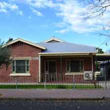 Rental info for REFURBISHED COTTAGE STYLE HOME LOCATED IN CULDESAC. in the Adelaide area