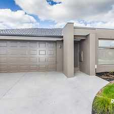 Rental info for UNDER APPLICATION WITH CASEY'S NUMBER 1 AGENT in the Cranbourne West area