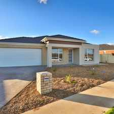 Rental info for Newly Built Family Home in the Mildura area