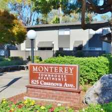 Rental info for Monterey Townhouse