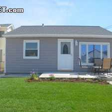Rental info for $1100 2 bedroom House in Brigantine