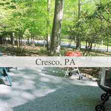 Rental info for Cresco - Charming cottage with four bedrooms.
