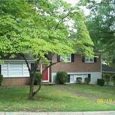 Rental info for 3 BR 2 Bath house for rent