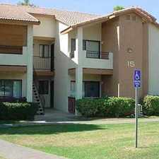 Rental info for Saddleback in the Indio area