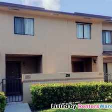 Rental info for 2304 NW 37th Ave in the 33066 area