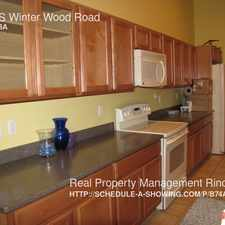 Rental info for 9312 S Winter Wood Road