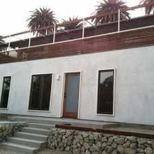 Rental info for Manzanita St & Del Mar Ave in the Silver Lake area