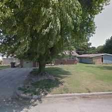 Rental info for Single Family Home Home in Wichita for For Sale By Owner in the Benjamin Hills area