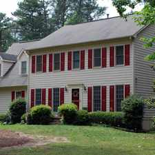 Rental info for Great Peachtree City Home - Can be Fully Furnished