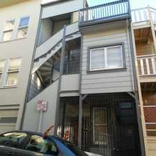 Rental info for FURNISHED Cozy 1BD/1BA Apt. in Telegraph Hill! in the Telegraph Hill area