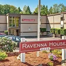 Rental info for 9428 Ravenna Avenue Northeast
