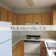 Rental info for This pet friendly 2 bedroom, 1 1/2 bathroom townhouse is located in Mckinleyville, near shopping, a