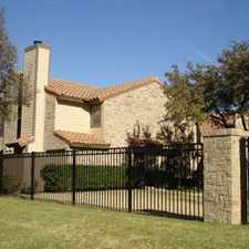 Rental info for 14802 Enterprise Dr #1106 in the Farmers Branch area