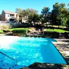 Rental info for 1020 Raleigh Dr #1016 in the Dallas area