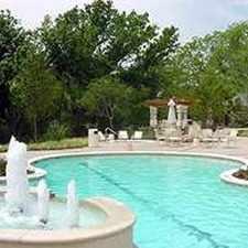 Rental info for 4000 E Renner Rd #1467 in the Dallas area