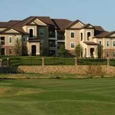 Rental info for 6101 N Riverside Dr #1681 in the Fairway Bend area