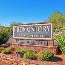 Rental info for Promontory Apartment Homes