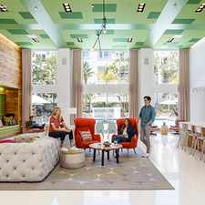 Rental info for Metropolitan Apartments in the San Mateo area