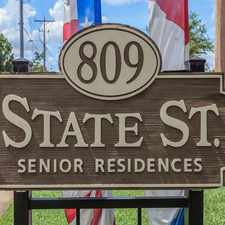 Rental info for 809 State Street in the Jackson area