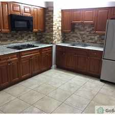 Rental info for LARGE 2/1 WITH PATIO