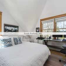 Rental info for South Portland, 4 bed, 2 bath for rent