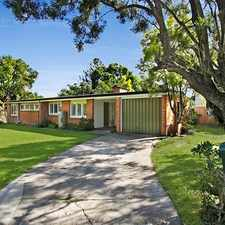Rental info for ENJOY THE LIFESTYLE, CLOSE TO THE RIVER ESPLANADE! in the Yeronga area