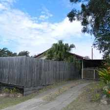 Rental info for *** APPLICATION APPROVED *** *ONE WEEK'S RENT FREE WITH 12 MTH LEASE* 3 BED Plus large study/4th bedroom. in the Mount Ommaney area