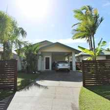 Rental info for Great Family Home in the Kewarra Beach area
