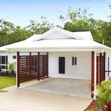 Rental info for STUNNING HOME WITH LUSH BUSHLAND SETTING in the Yeppoon area