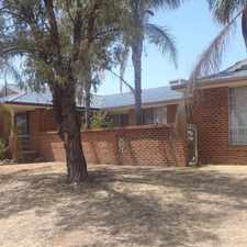 Rental info for Four Bedroom Home in South Tamworth