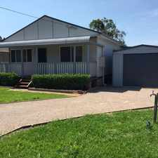 Rental info for Four Bedroom Family Home in the Morisset - Cooranbong area