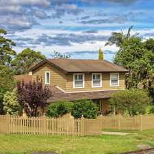 Rental info for A Home To Warm The Heart in the Thirroul area