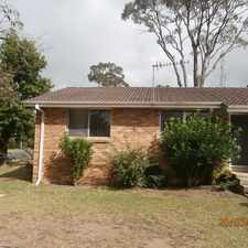 Rental info for Classy 2 bedder with garage in the North Nowra area