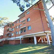 Rental info for Close to shops, schools and public transport! in the Canley Vale area