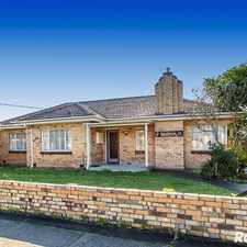 Rental info for A GREAT FAMILY HOME WAITING FOR YOU!!!! in the Melbourne area