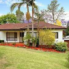 Rental info for DEPOSIT TAKEN - OPEN HOME CANCELLED in the Sydney area