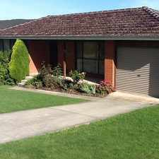 Rental info for Home Sweet Home in the Lithgow area