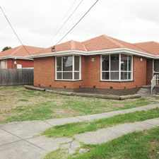Rental info for GREAT HOME, LOCATION A PLUS!!