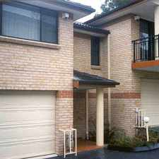 Rental info for LARGE 3 BEDROOM TOWNHOUSE ....