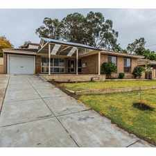 Rental info for LOVELY RENOVATED HOME in the Perth area