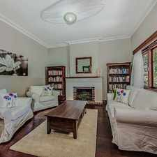 Rental info for Gorgeous character home