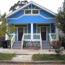 Rental info for Elegant Uptown Home in the Uptown area