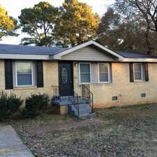 Rental info for Beautiful 3 bedroom, 2 bath home on corner lot.